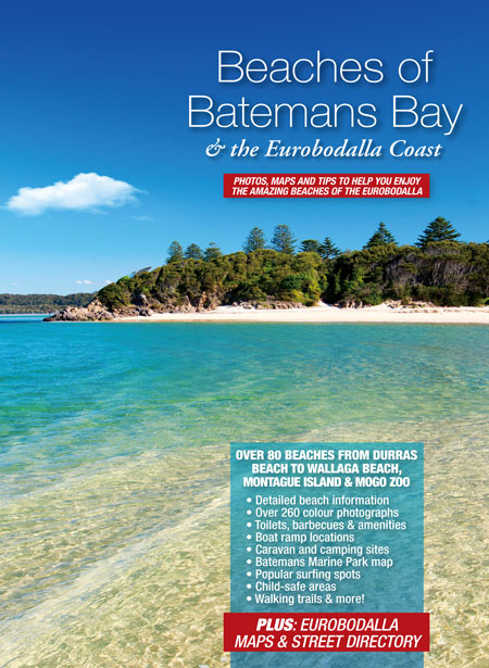 Beaches of Batemans Bay