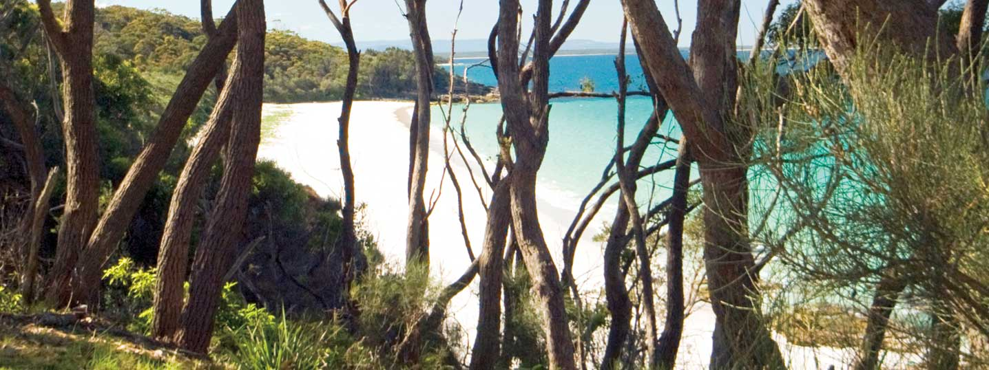 Chinamans Beach Jervis Bay