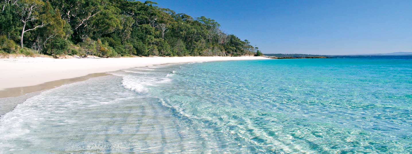 Murrays Beach Jervis Bay