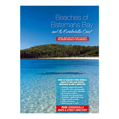 Beaches of Batemans Bay iBook